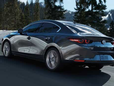 2020 Mazda3 Sedan, AVAILABLE <span style='text-transform: lowercase;'>I</span>-ACTIV AWD<sup>®</sup>