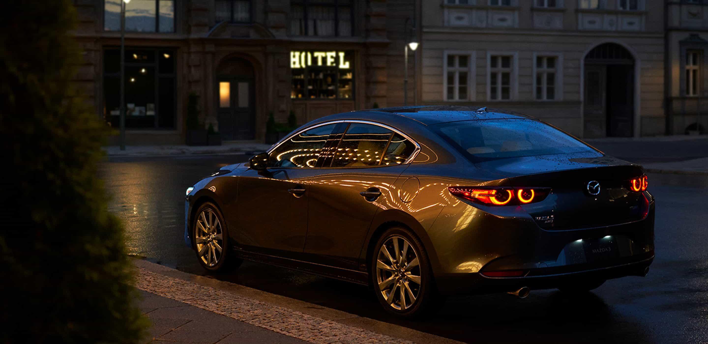 2020 - Mazda3 Sedan