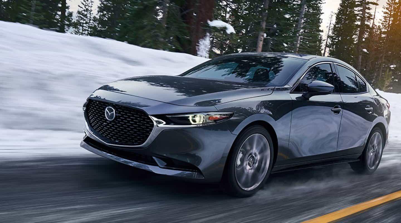 Mazda3 Sedan - PERFORMANCE