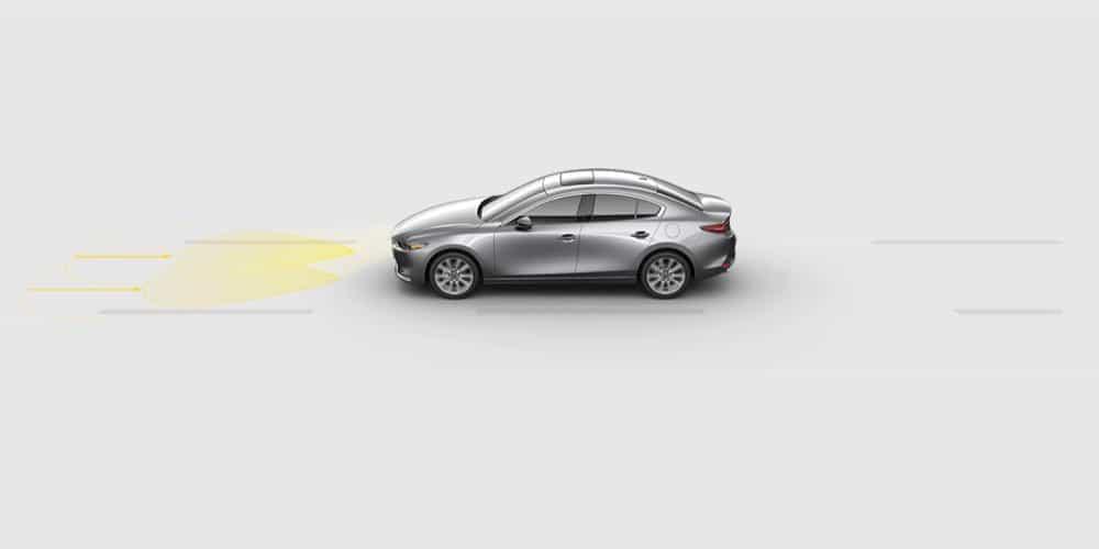 HIGH BEAM CONTROL - Mazda3 Sedan