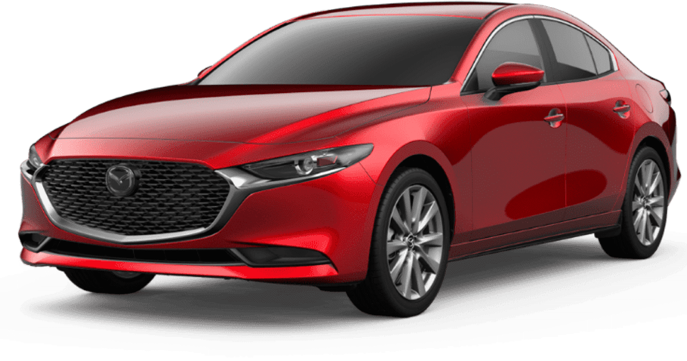 MAZDA3 SEDAN PACKAGES - Preferred
