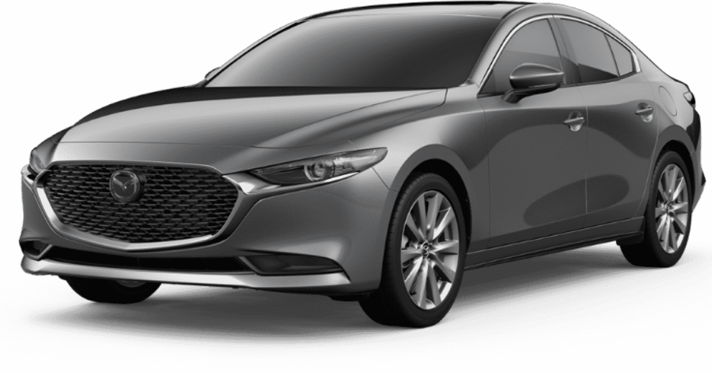MAZDA3 SEDAN PACKAGES - Premium