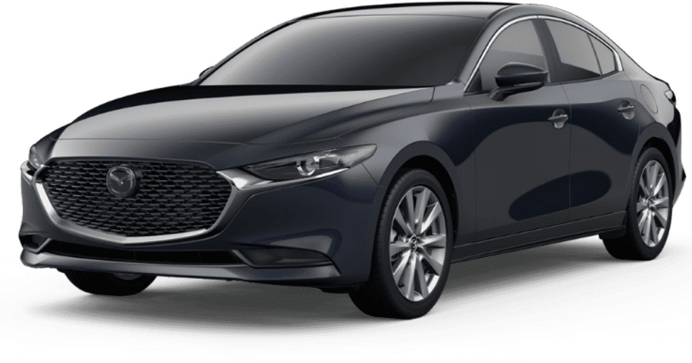 MAZDA3 SEDAN PACKAGES - Select
