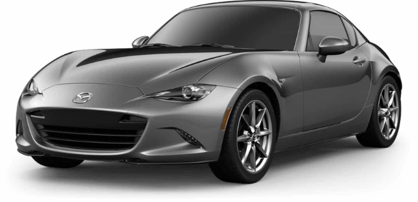 2020 MX-5 MIATA RF, Machine Gray Metallic
