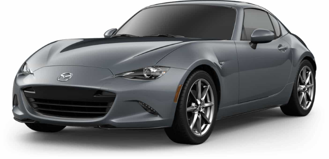 2020 MX-5 MIATA RF, Polymetal Gray Metallic