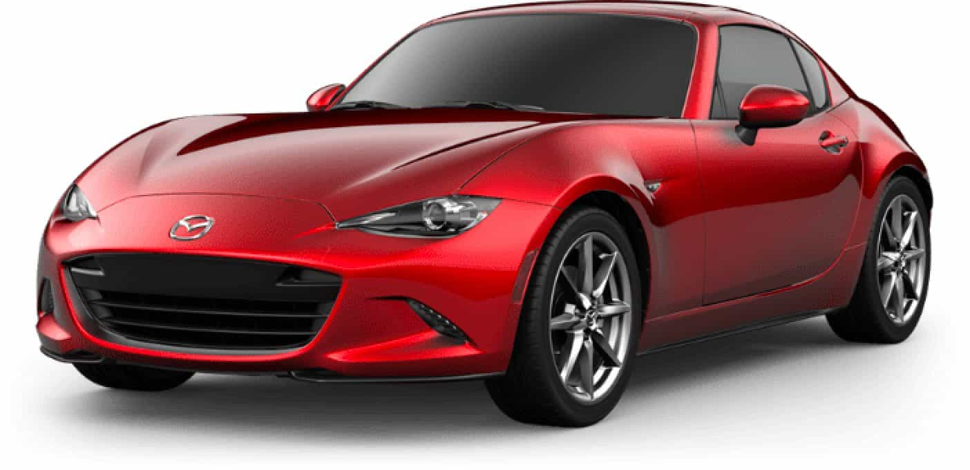 2020 MX-5 MIATA RF, Soul Red Crystal Metallic