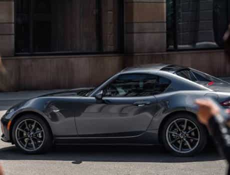 2020 MX-5 MIATA RF, BOLD DESIGN THAT CELEBRATES DRIVING