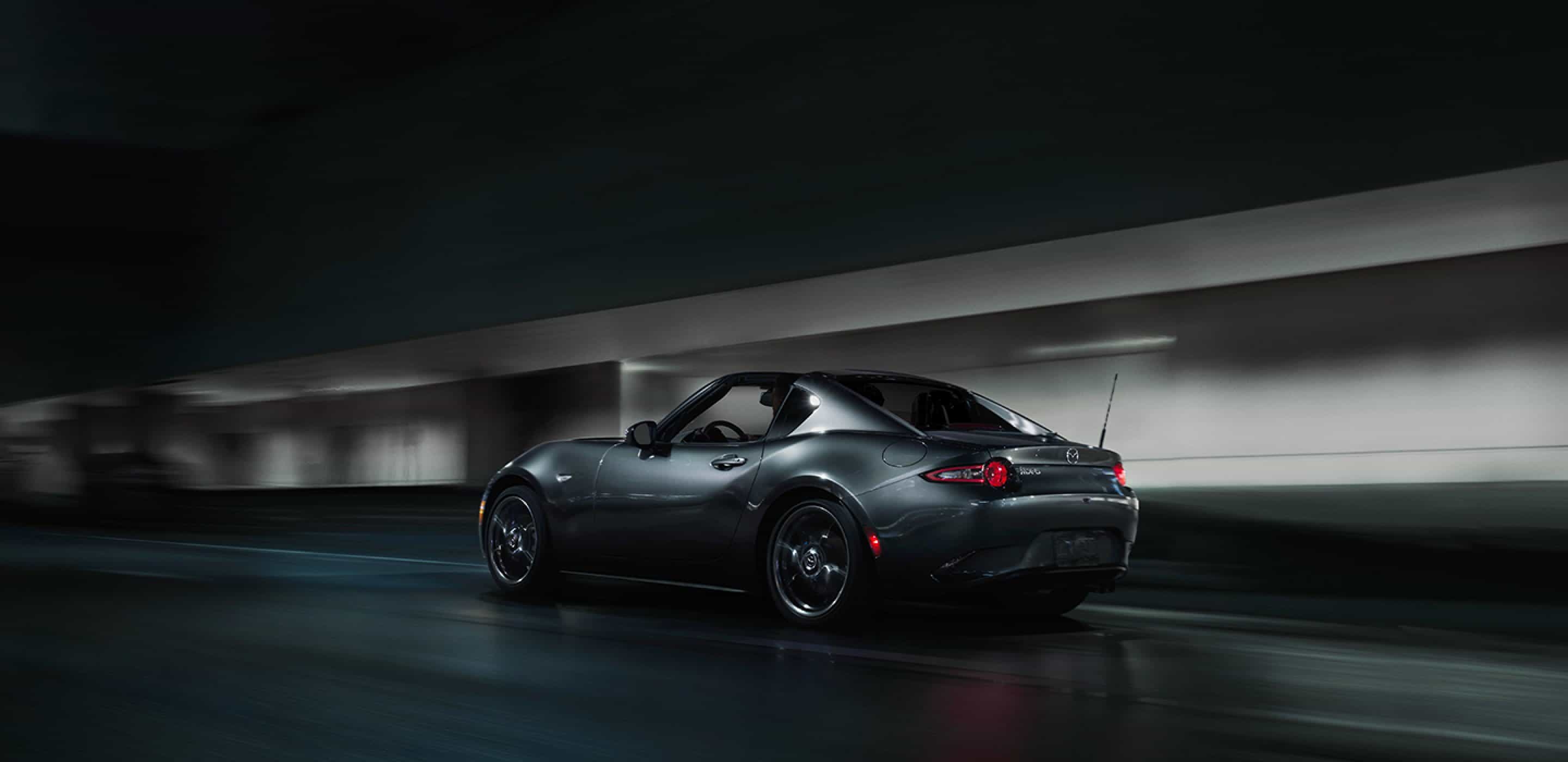 2020 MX-5 MIATA RF, GIVE IN TO THE TEMPTATION