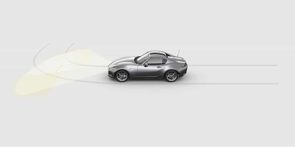 ADAPTIVE FRONT-LIGHTING SYSTEM - MX-5 MIATA RF