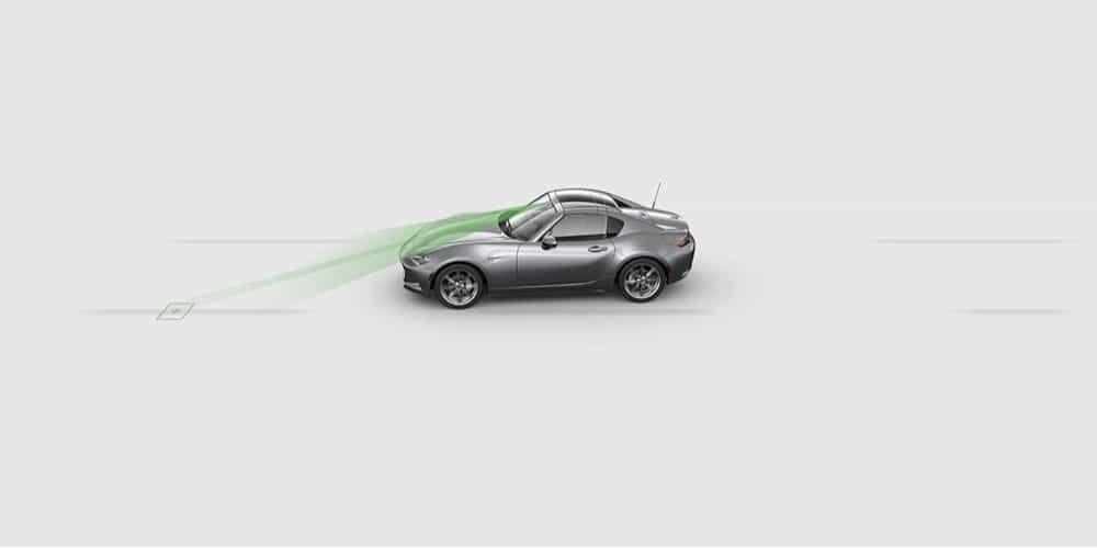 LANE DEPARTURE WARNING SYSTEM - MX-5 MIATA RF