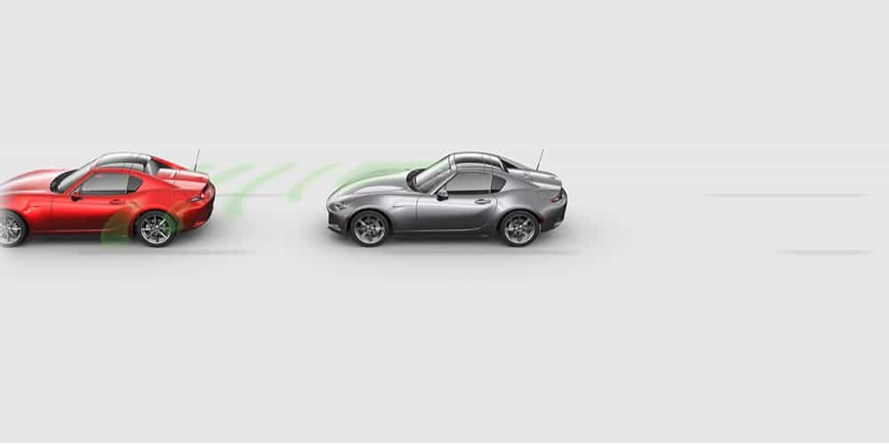 SMART CITY BRAKE SUPPORT - MX-5 MIATA RF