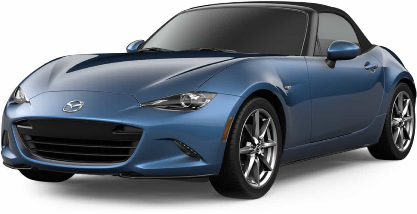 2020 MX-5 MIATA, Eternal Blue Mica