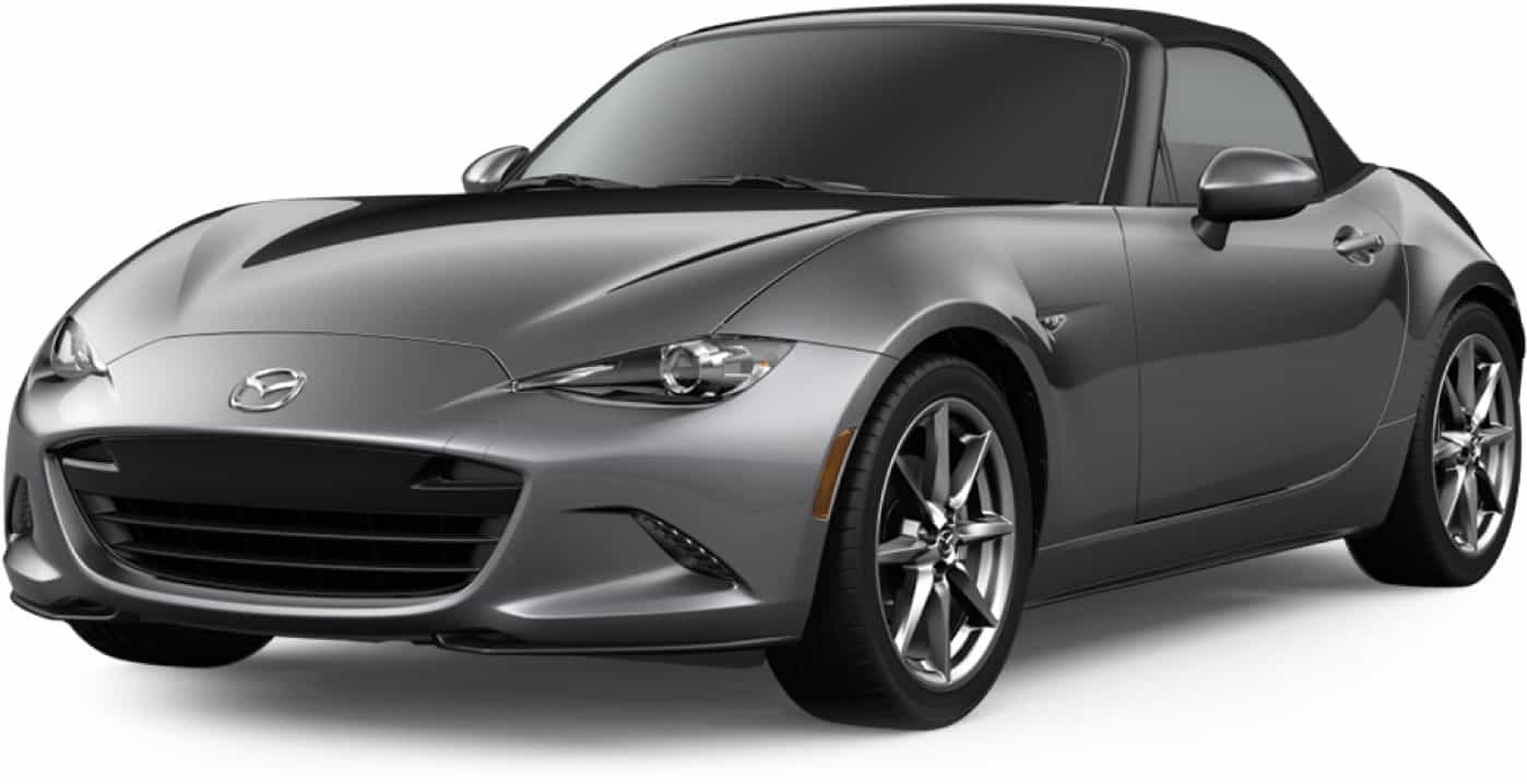 2020 MX-5 MIATA, Machine Grey Metallic