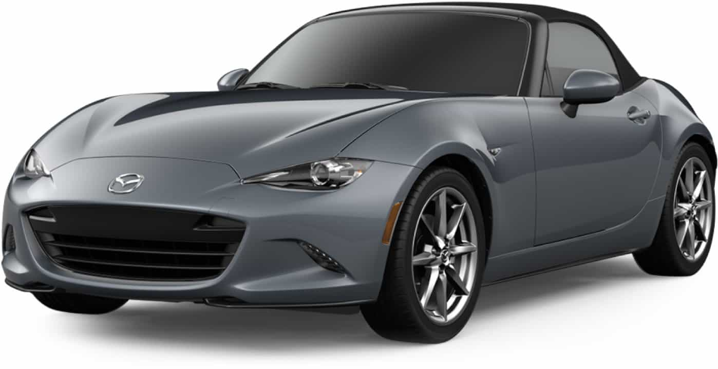 2020 MX-5 MIATA, Polymetal Gray Metallic