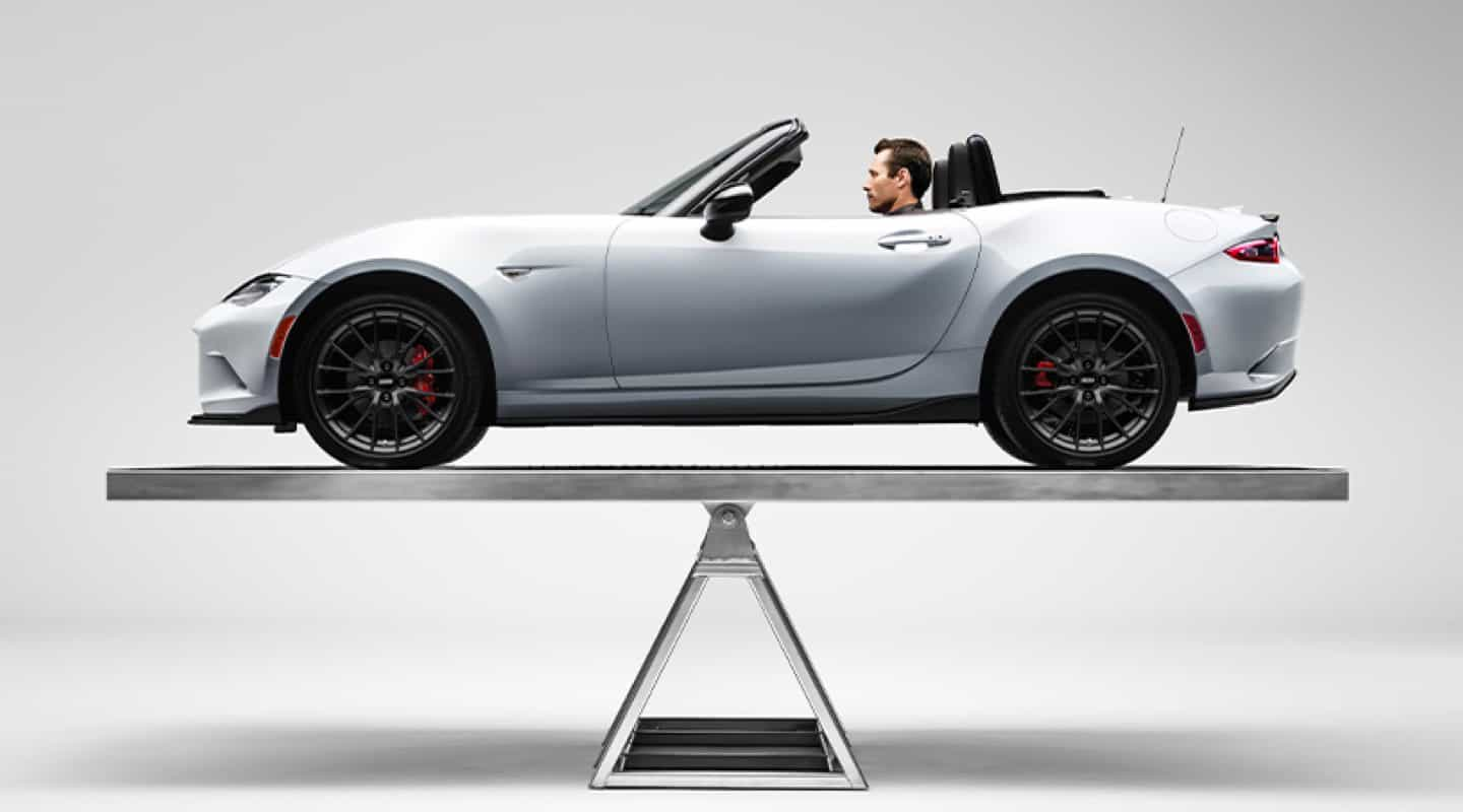 MX-5 MIATA - Engineering