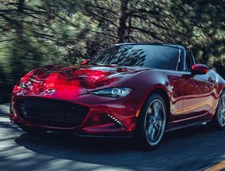 2020 MX-5 MIATA, FORM IS FUNCTION