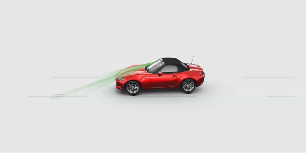LANE DEPARTURE WARNING SYSTEM - MX-5 MIATA