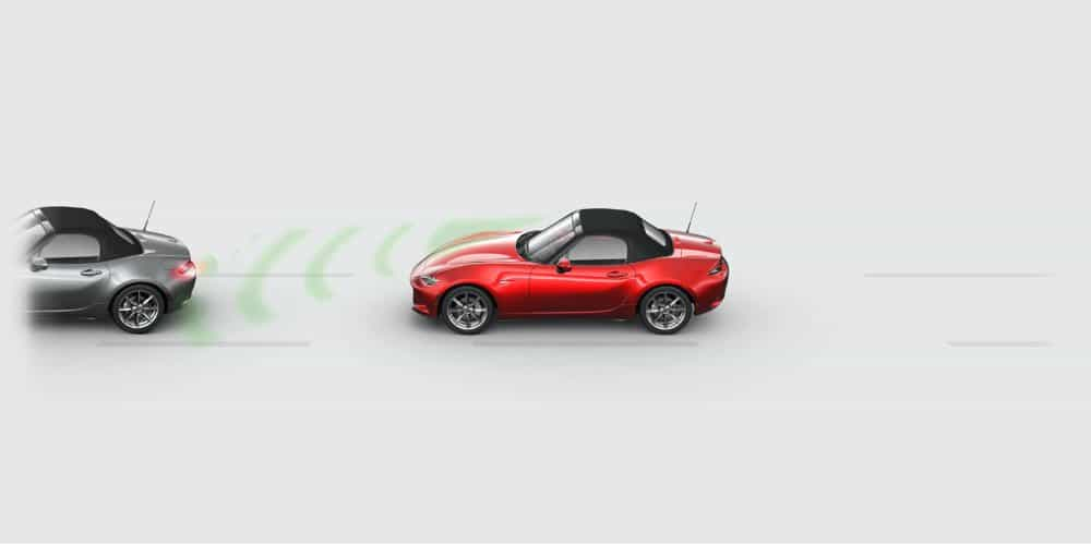 SMART CITY BRAKE SUPPORT - MX-5 MIATA
