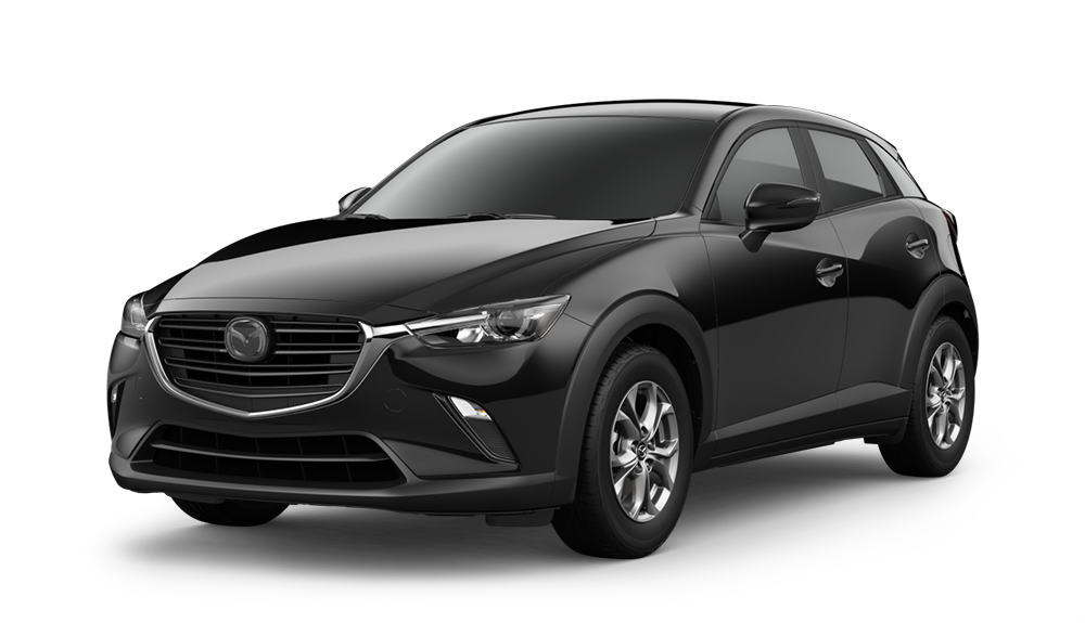 2021 Mazda CX-3, Jet Black Mica