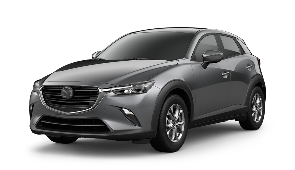 2021 Mazda CX-3, Machine Gray Metallic