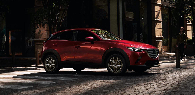 2021 Mazda CX-3, UPWARDLY AGILE