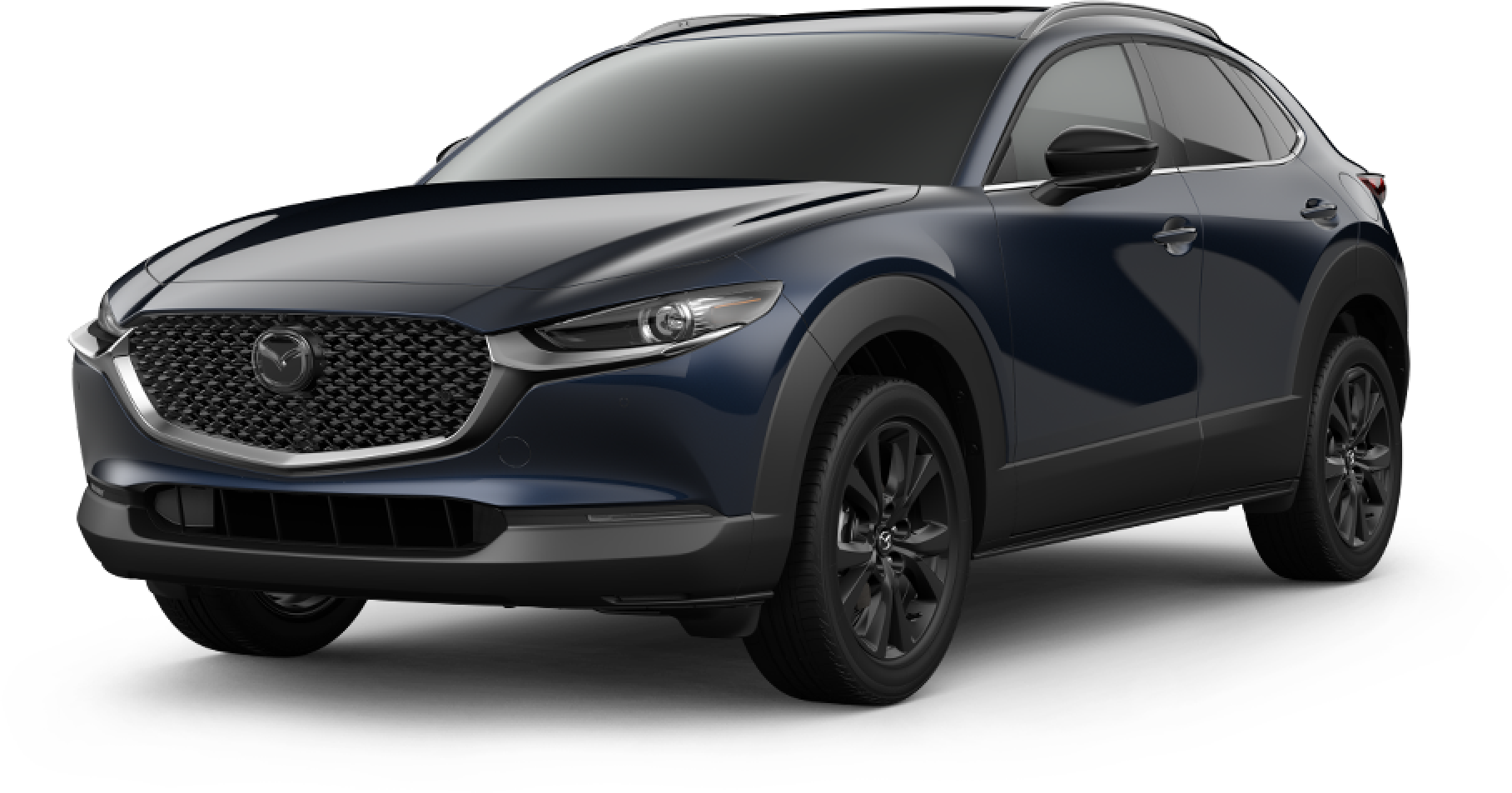 2021 Mazda CX-30, Deep Crystal Blue Mica