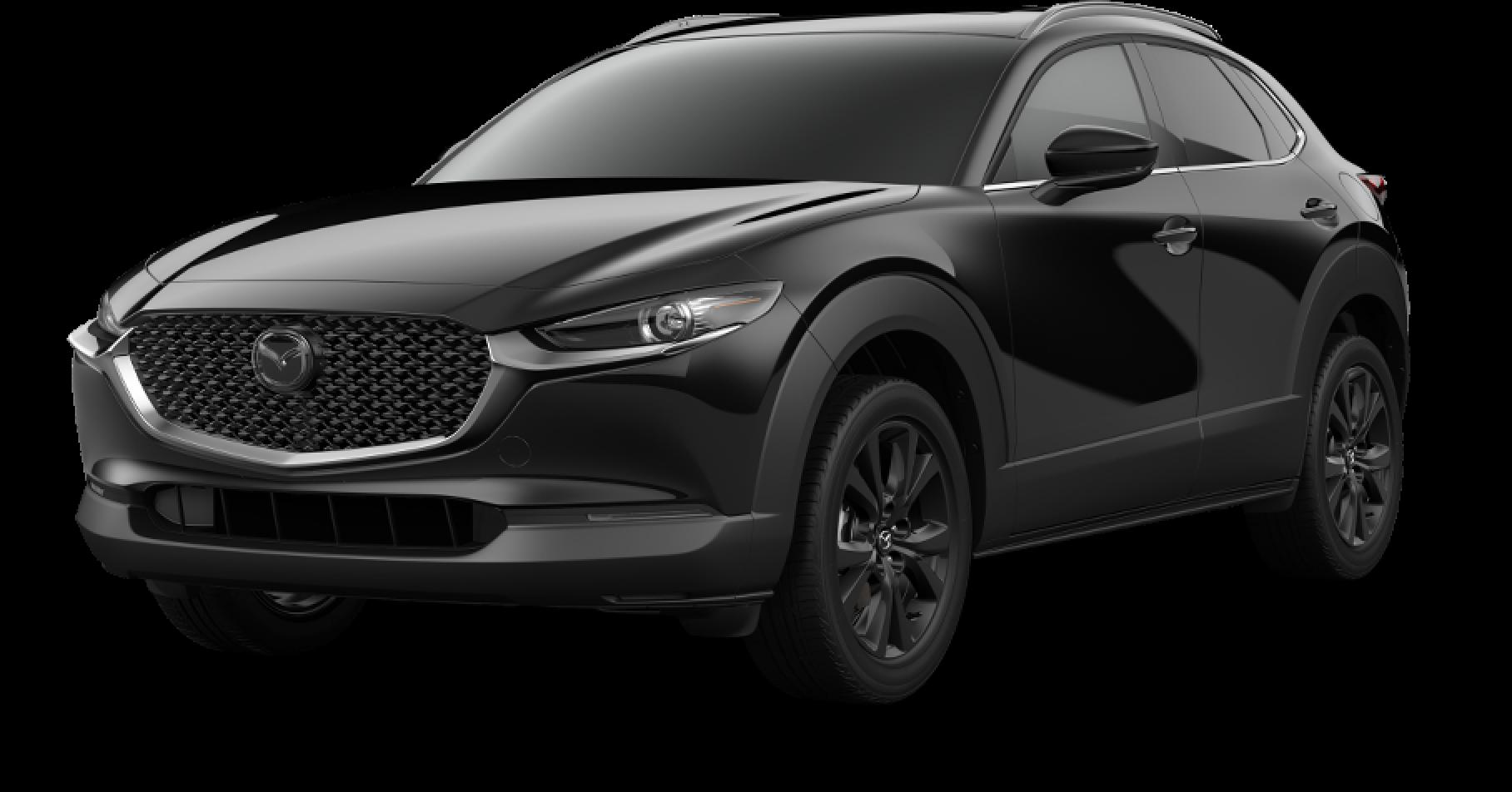 2021 Mazda CX-30, Jet Black Mica