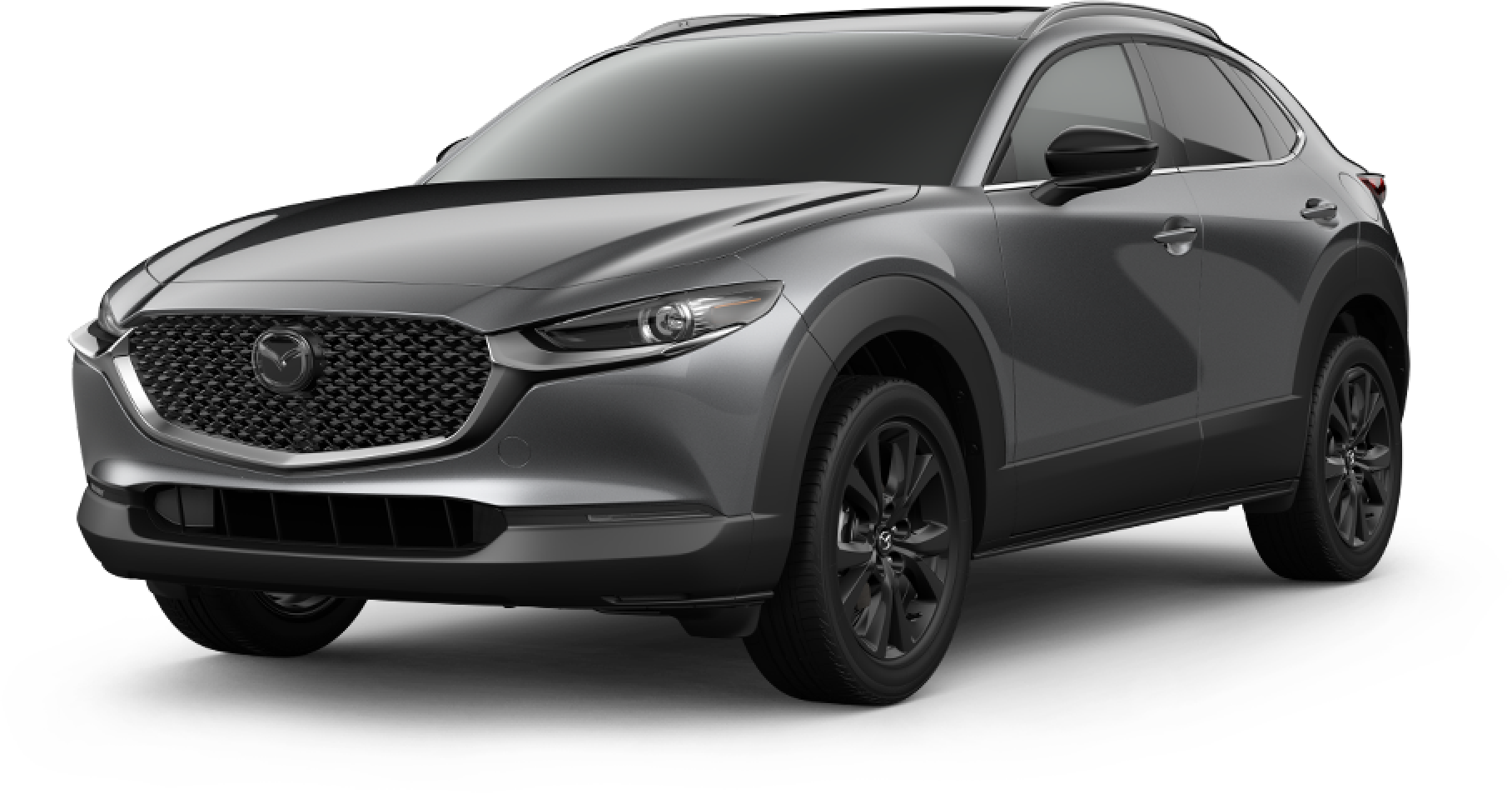 2021 Mazda CX-30, Machine Gray Metallic