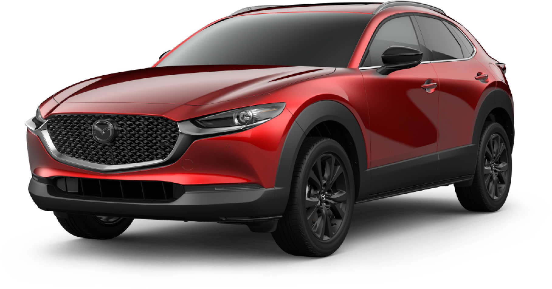 2021 Mazda CX-30, Soul Red Crystal Metallic