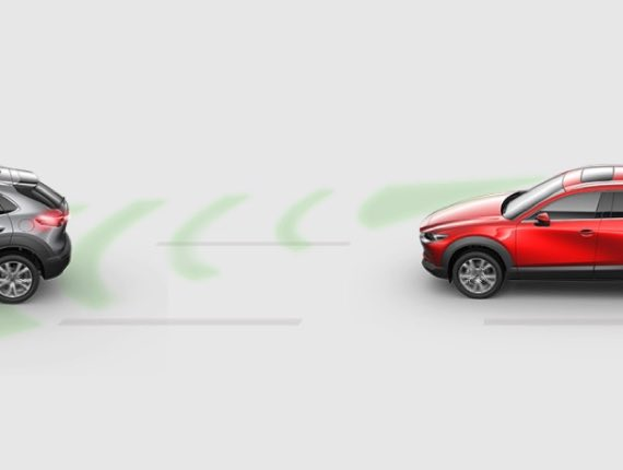 2021 Mazda CX-30, SMART BRAKE SUPPORT
