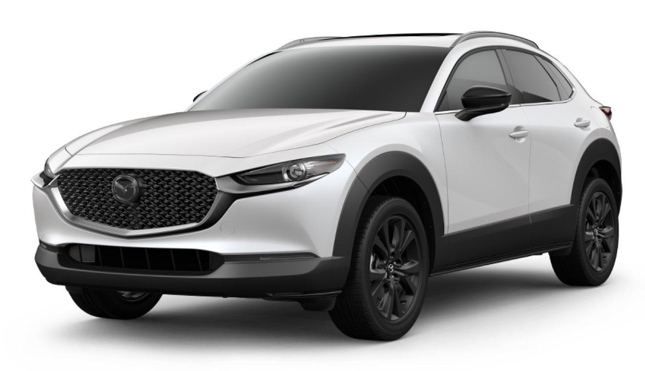 Mazda 2.5 TURBO PREMIUM