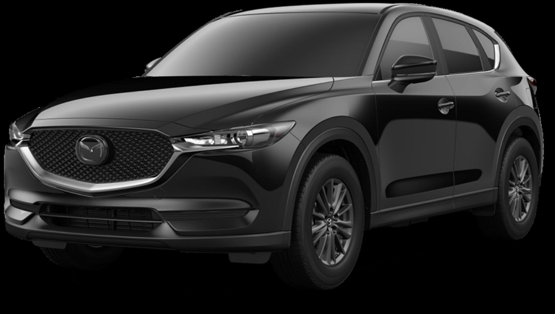 2021 Mazda CX-5, Jet Black Mica