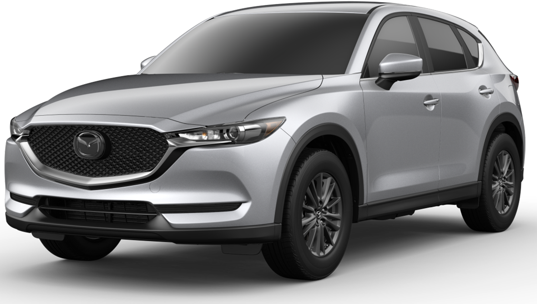 2021 Mazda CX-5, Sonic Silver Metallic