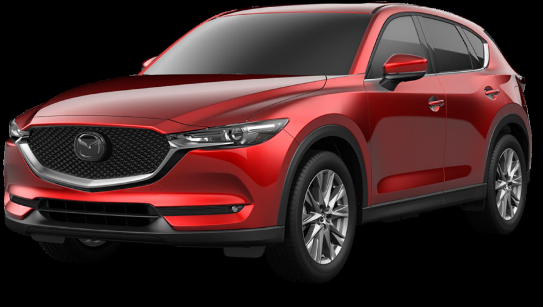2021 Mazda CX-5, Soul Red Crystal Metallic