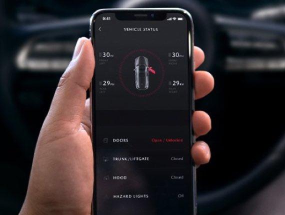 2021 Mazda CX-5, VEHICLE HEALTH REPORT