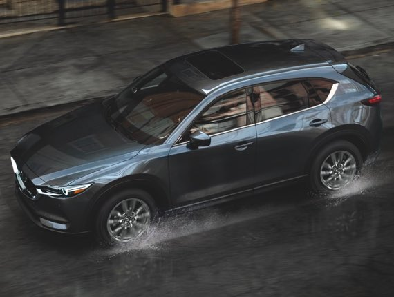 2021 Mazda CX-5, EFFORTLESS PERFORMANCE AND CONTROL