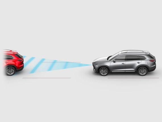2021 Mazda CX-5, MAZDA RADAR CRUISE CONTROL WITH STOP & GO