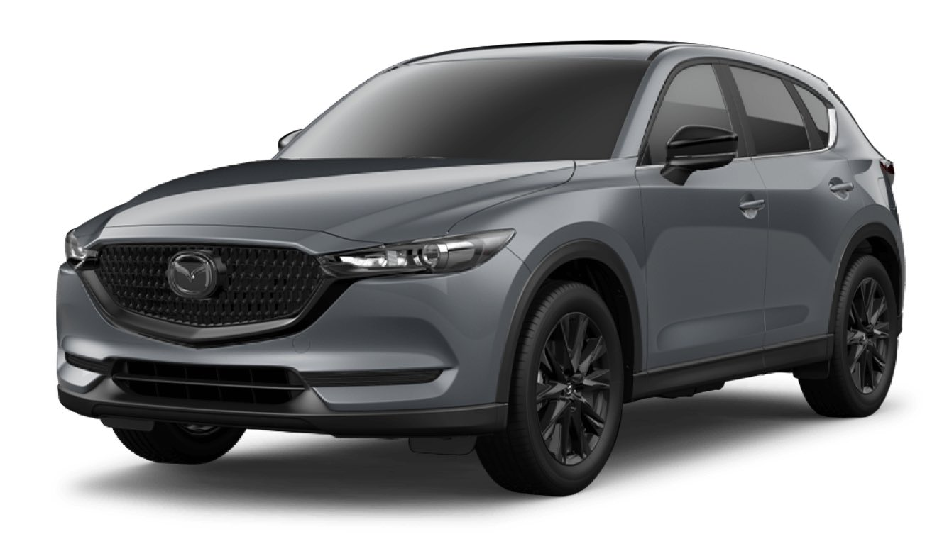 Mazda CARBON EDITION TURBO