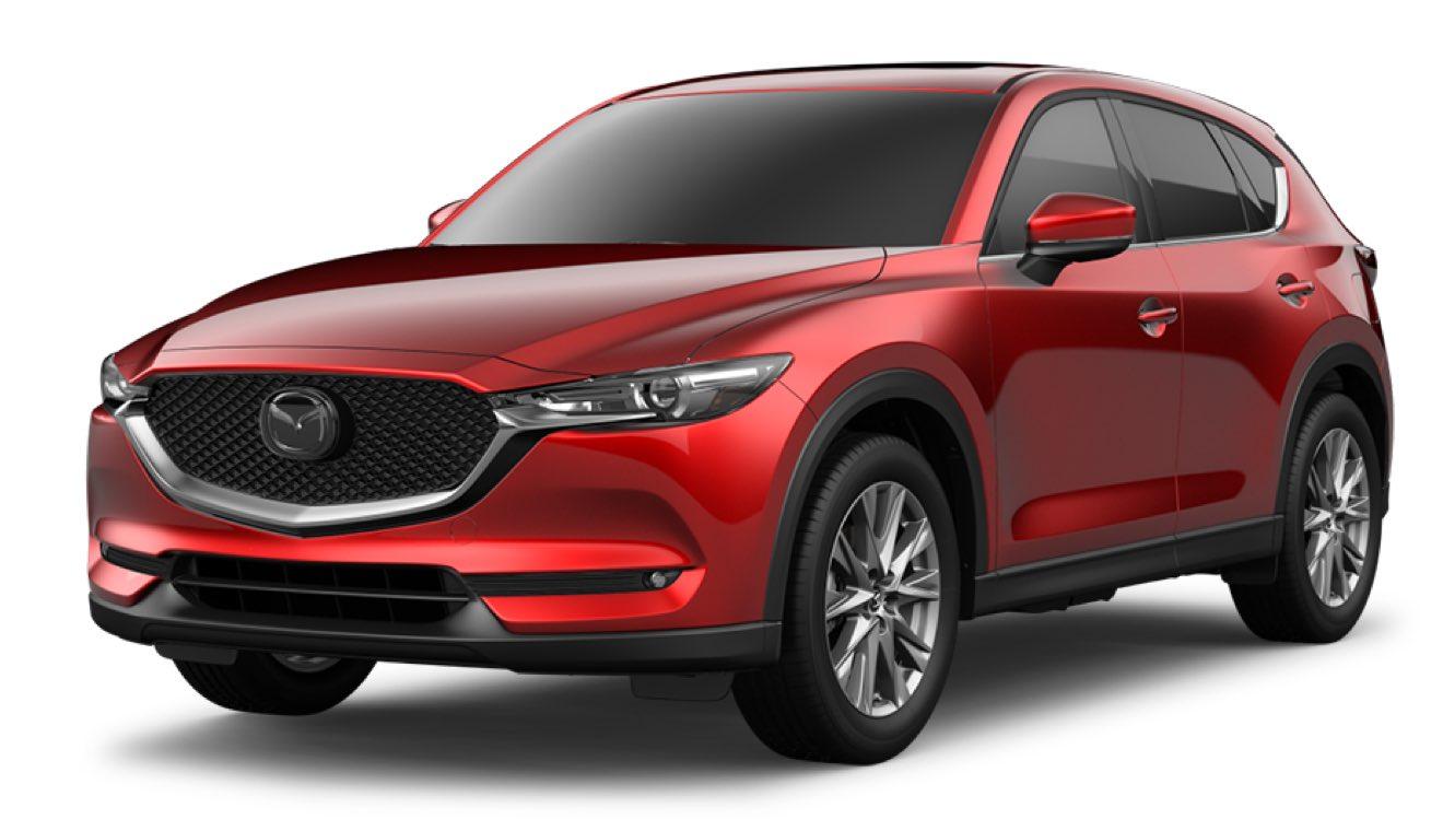 Mazda GRAND TURBO RESERVE