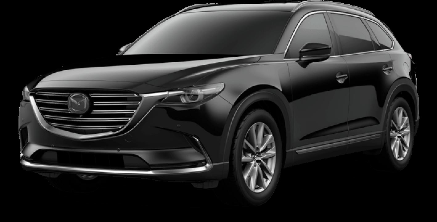 2021 Mazda CX-9, Jet Black Mica