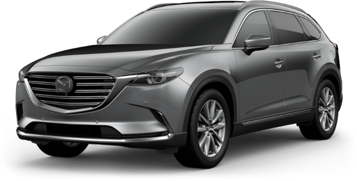 2021 Mazda CX-9, Machine Gray Metallic