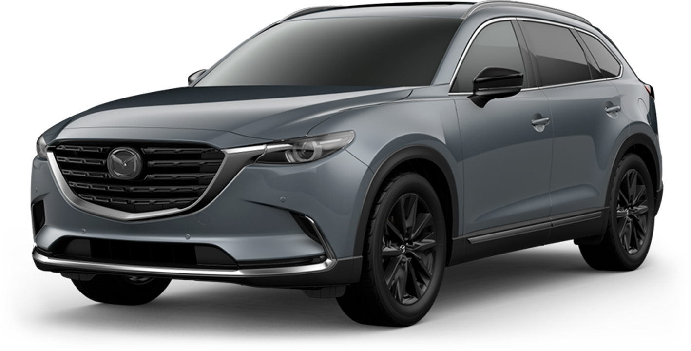 2021 Mazda CX-9, Polymetal Gray Metallic