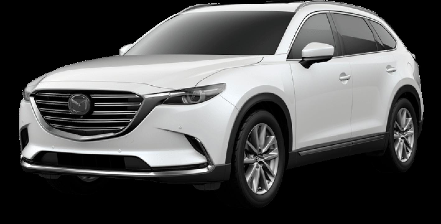 2021 Mazda CX-9, Snowflake White Pearl Mica
