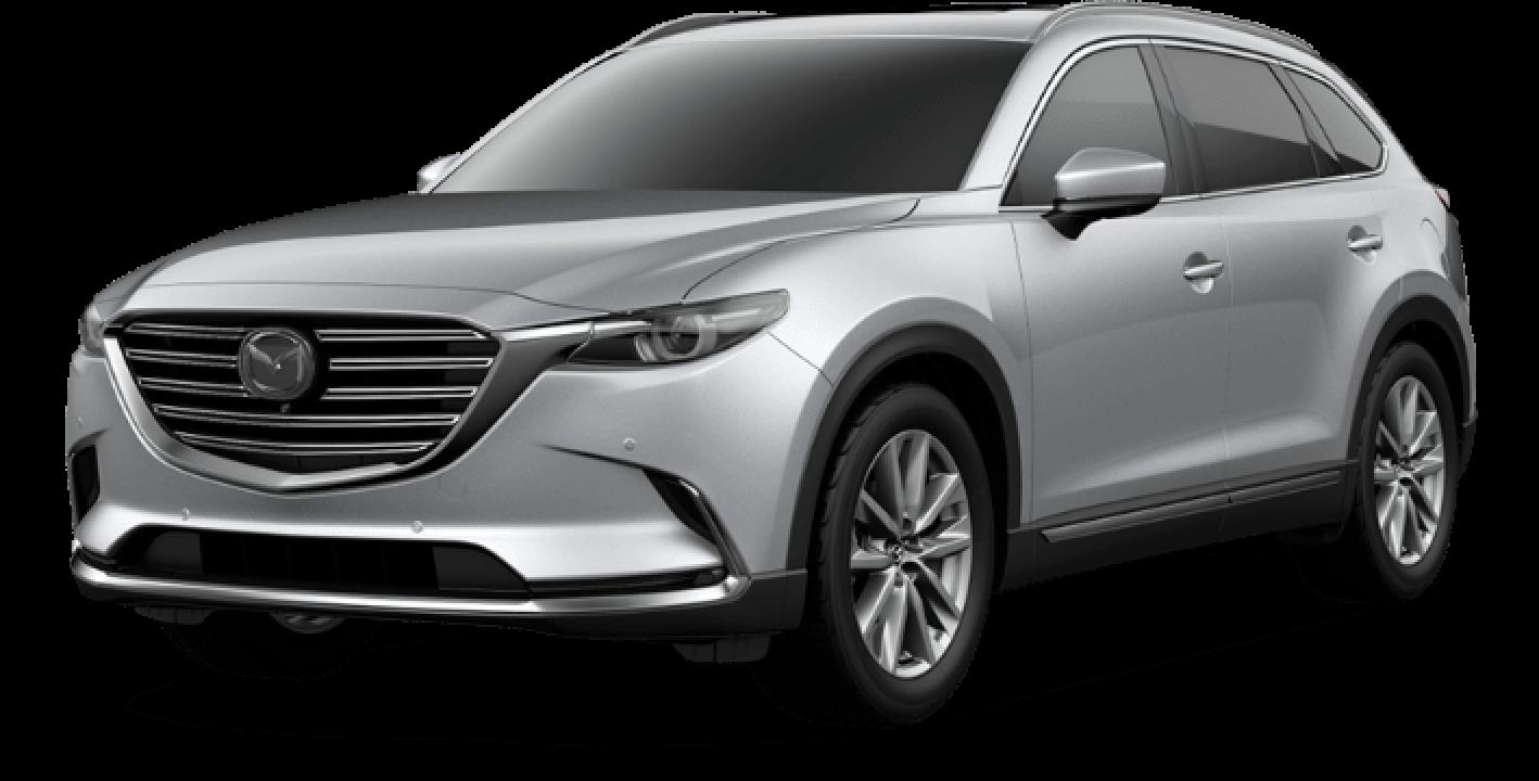 2021 Mazda CX-9, Sonic Silver Metallic
