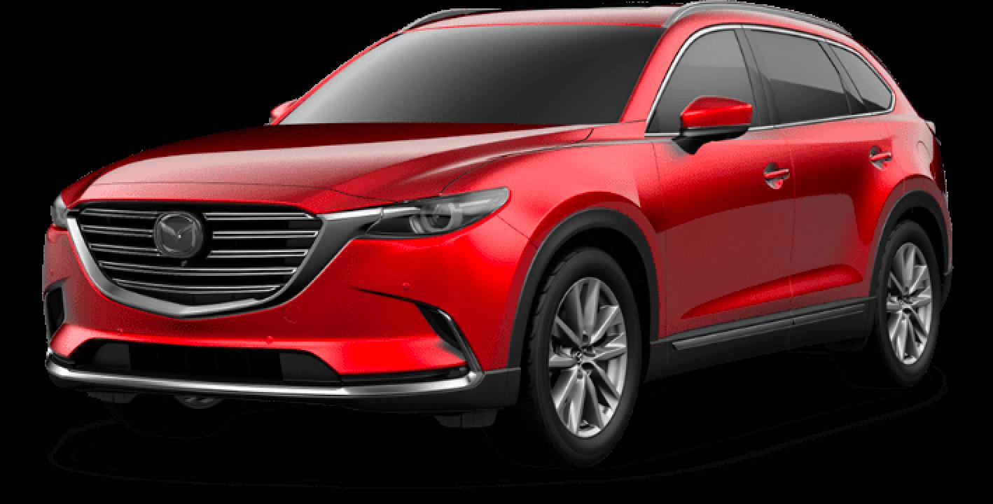 2021 Mazda CX-9, Soul Red Crystal Metallic