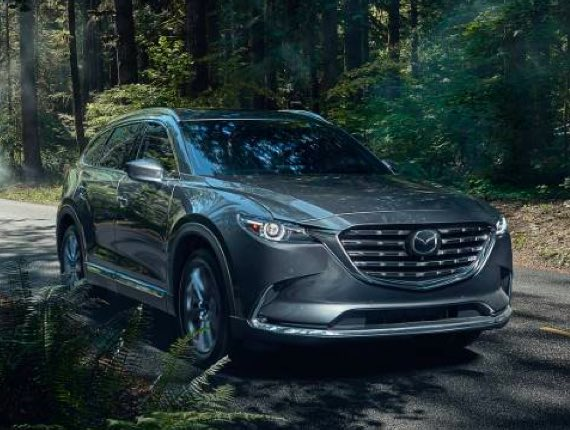 2021 Mazda CX-9, STYLE MEETS PERFORMANCE