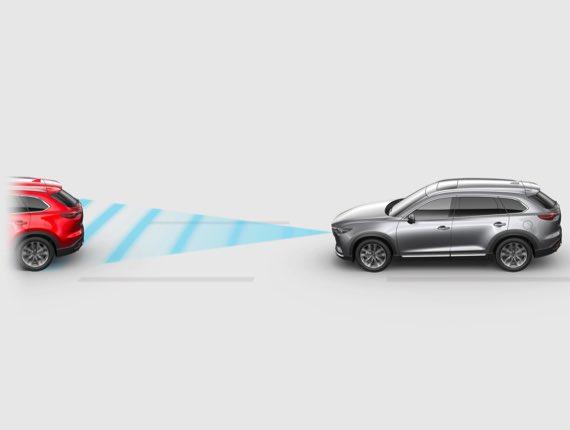 2021 Mazda CX-9, MAZDA RADAR CRUISE CONTROL WITH STOP & GO