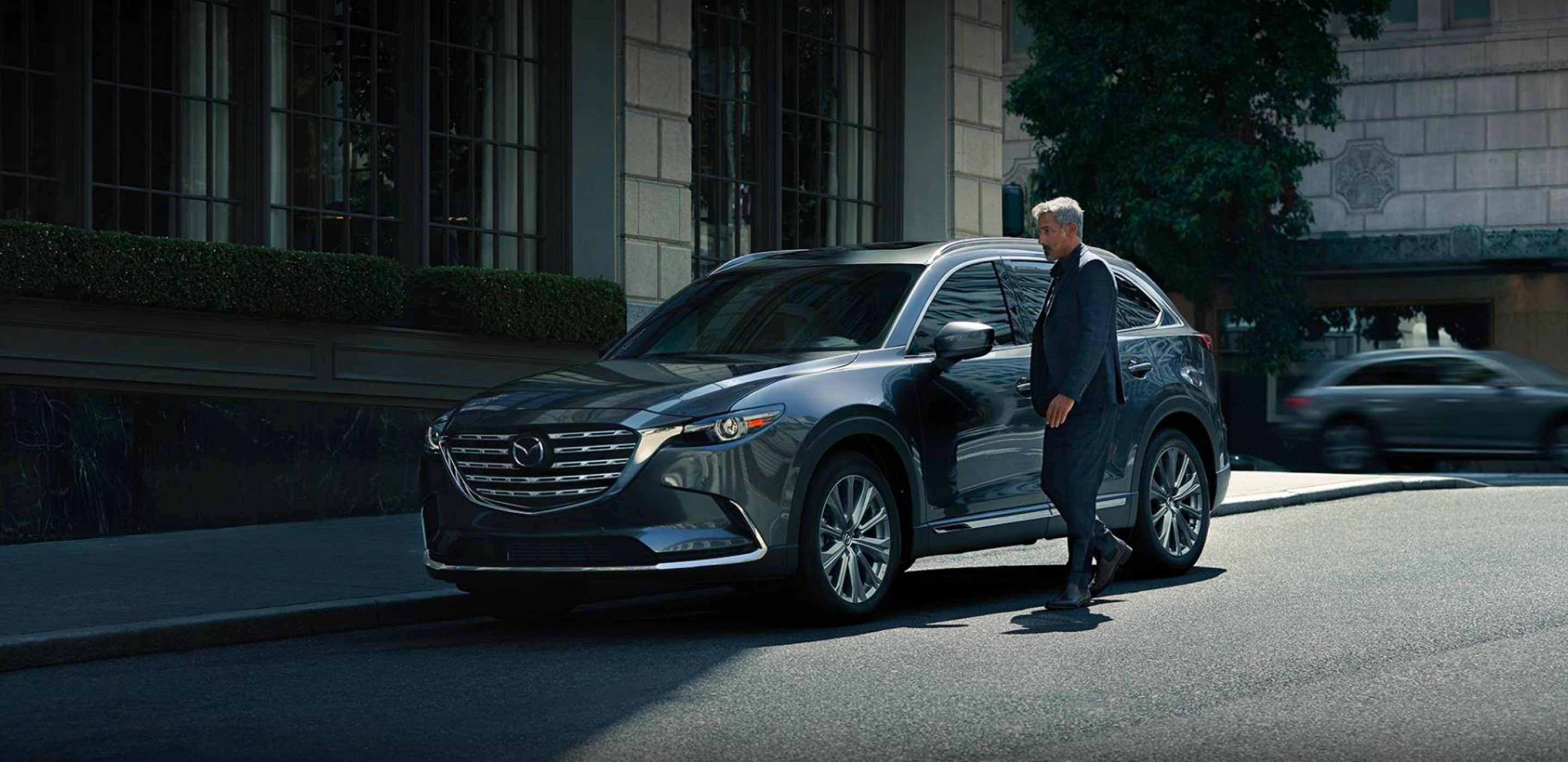 2021 Mazda CX-9, SOPHISTICATION AND PERFORMANCE IN PERFECT HARMON