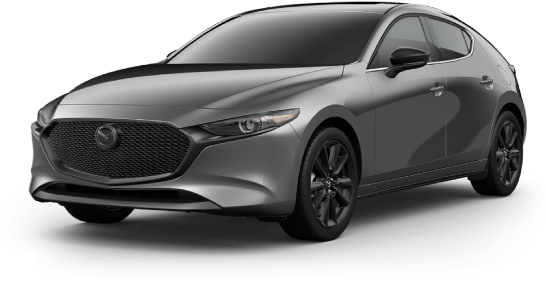 2021 Mazda3 Hatchback, Machine Gray Metallic