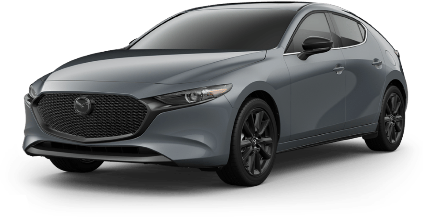 2021 Mazda3 Hatchback, Polymetal Gray Metallic